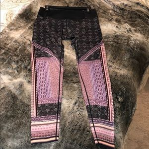 CALIA by Carrie Underwood Pants - Calia Boho Printed Medallion Leggings